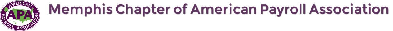 Memphis Chapter of American Payroll Association